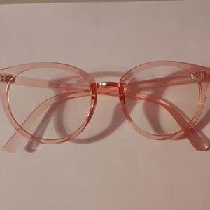 Claire's Clear lense glasses